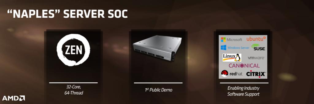 "AMD проводит предпоказ ""Naples"""
