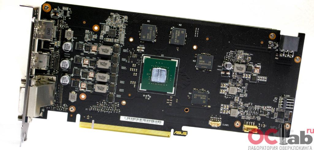 ASUS ROG Strix GTX 1050 Ti Gaming
