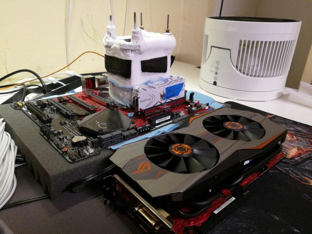 Intel Core i7 7700K отметился двумя абсолютными мировыми рекордами
