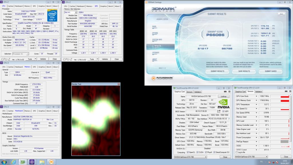 Palit GeForce GTX 780 JetStream Vantage