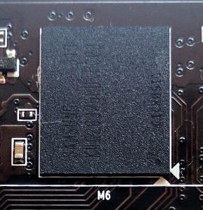 Palit GeForce GTX 780 JetStream memory