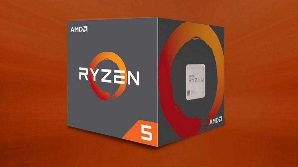 Смоделированные процессоры AMD Ryzen 5