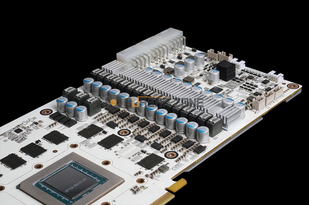 Видео и свежая информация о GALAX GeForce 1080 Ti Hall of Fame