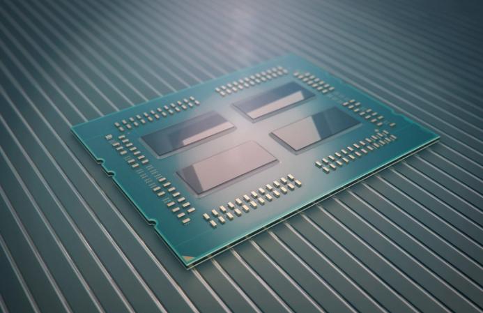 AMD представляет процессор EPYC для ЦОД