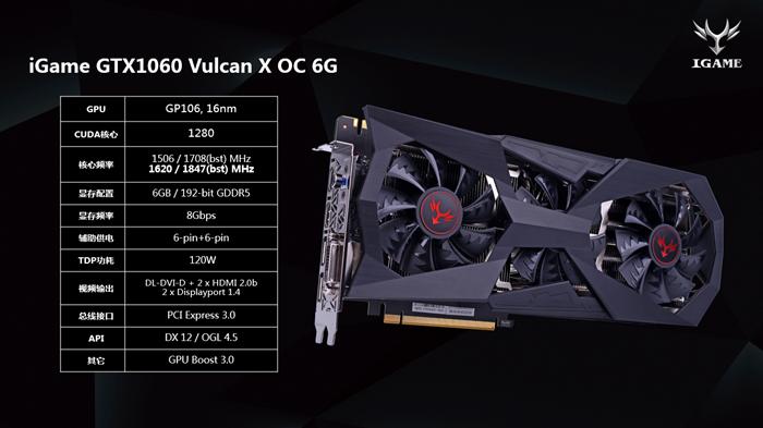 COLORFUL-GTX-1060-VULCAN-X-OC
