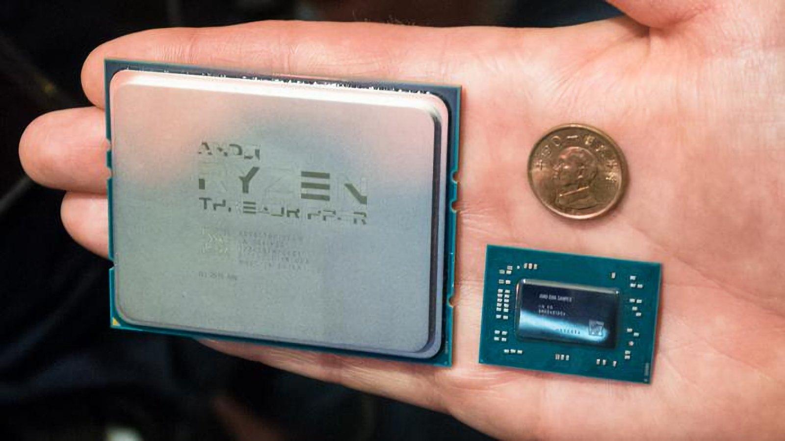 Свежая подборка маркировок инженерных образцов процессоров AMD и Intel