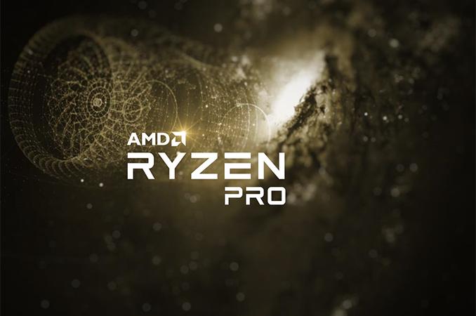 Процессоры AMD Ryzen PRO доступны для корпоративных пользователей