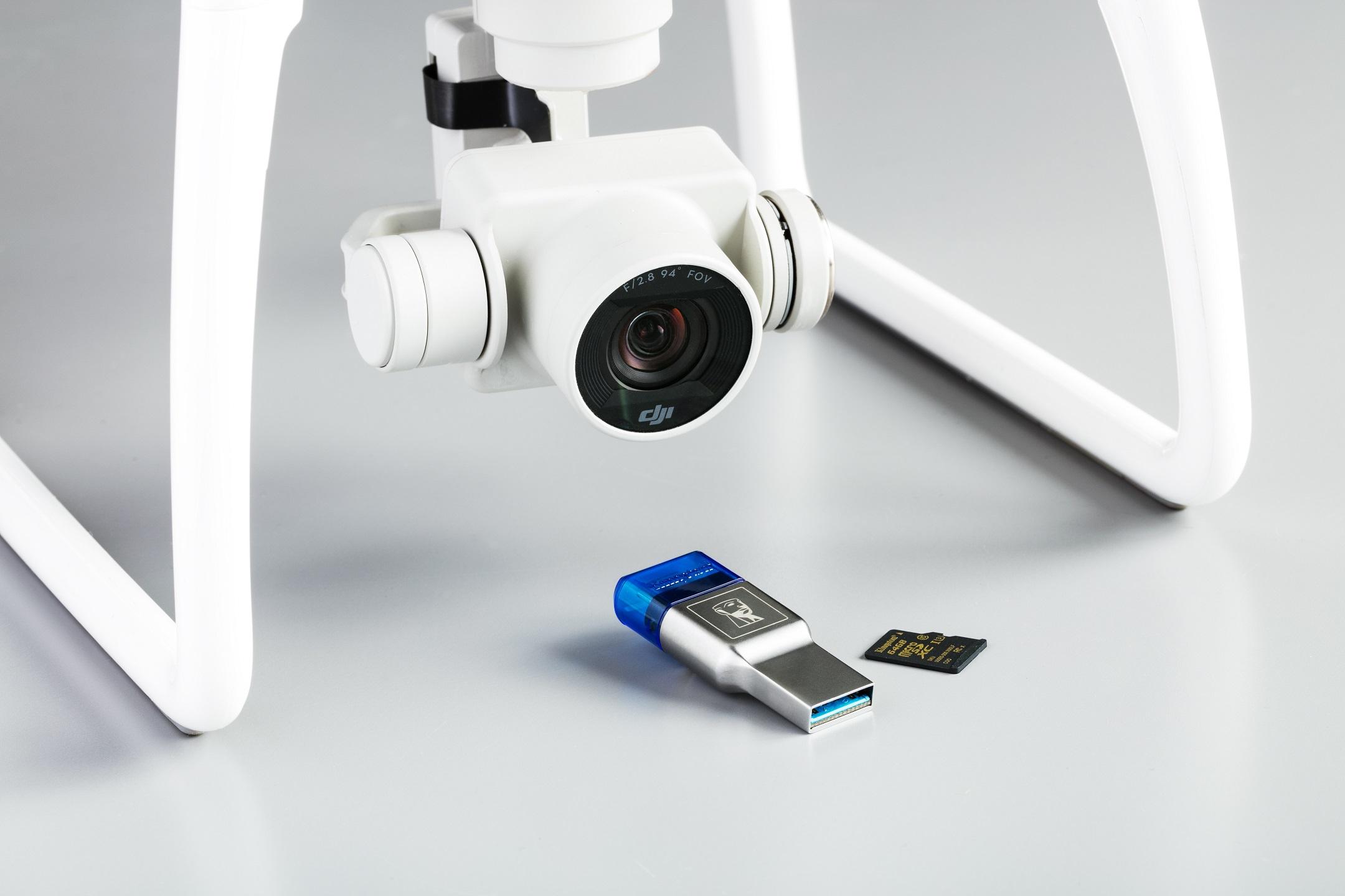 Kingston представляетновыйкартридер с поддержкой интерфейса USB Type-C