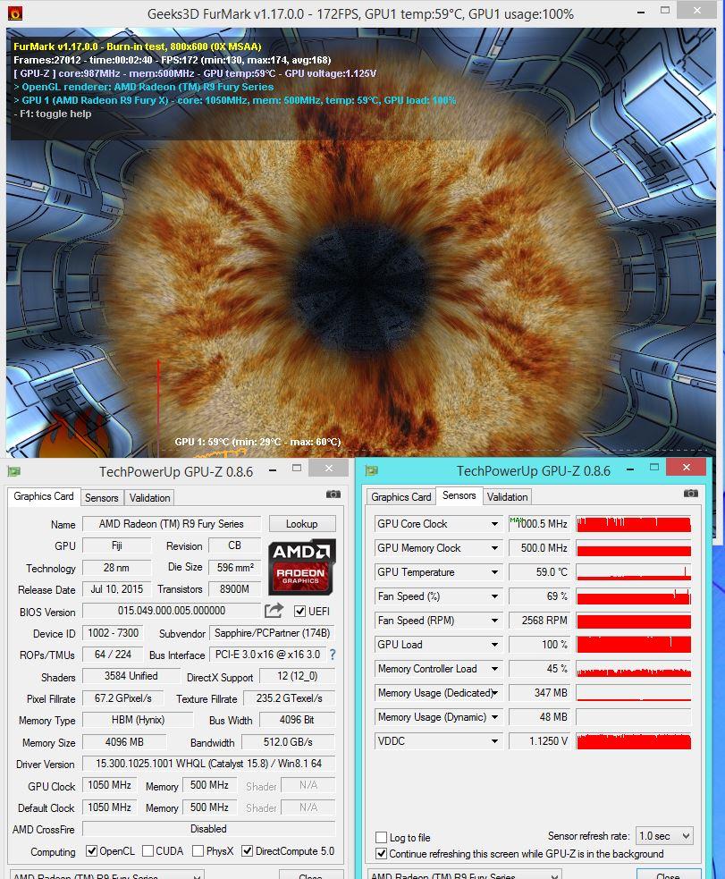 Обзор и тестирование видеокарты Sapphire NITRO Radeon R9