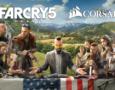 Компании CORSAIR и Ubisoft объявляют о заключении партнерства с целью интеграции технологии подсветки для ПК с игрой Far Cry 5