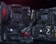 Компания ASUS анонсирует старт продаж материнских плат на базе чипсетов AMD серии X470