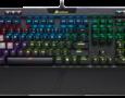 CORSAIR представляет новые игровые механические клавиатуры K70 RGB MK.2 и STRAFE RGB MK.2