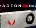 Видеокарты AMD Navi не будут использовать многокристальную конфигурацию