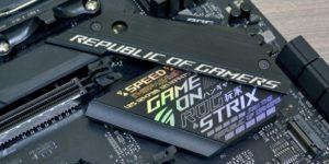 Обзор и тест материнской платы ASUS ROG Strix X470-F Gaming