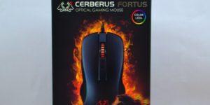 Обзор и тест мышки ASUS Cerberus Fortus