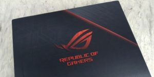 Обзор и тест ноутбука ASUS ROG Strix SCAR II GL504