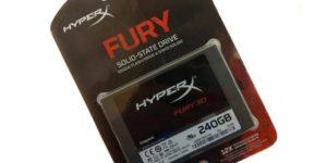 Обзор и тест SSD-накопителя HyperX Fury 3D 240 Гбайт (KC-S44240-6F)