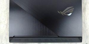 Обзор и тест ноутбука ASUS ROG Strix Hero III (G731GU)