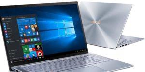 Обзор и тест ноутбука ASUS ZenBook 14 UM433D