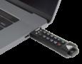 Apricorn Aegis Secure Key 3NXC – первый аппаратно-зашифрованный USB-накопитель с Type-C