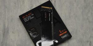Обзор и тест SSD-накопителя WD_BLACK SN850 1 TB