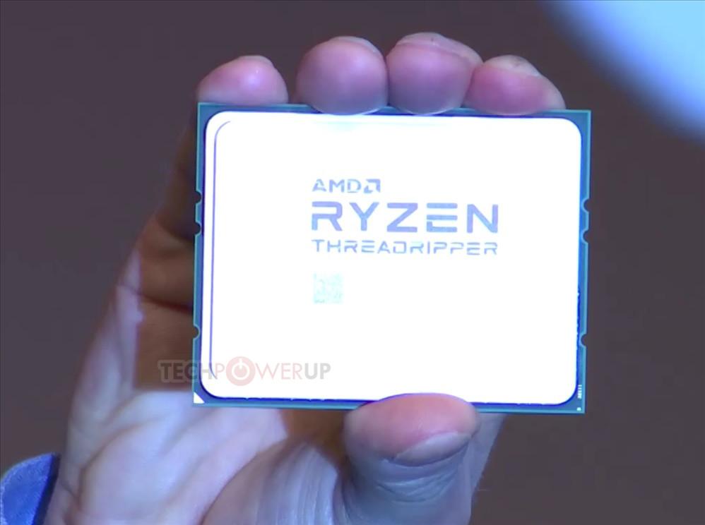 AMD Ryzen Threadripper Detailed