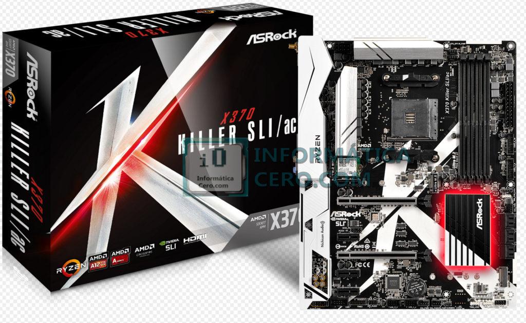 ASRock Killer X370