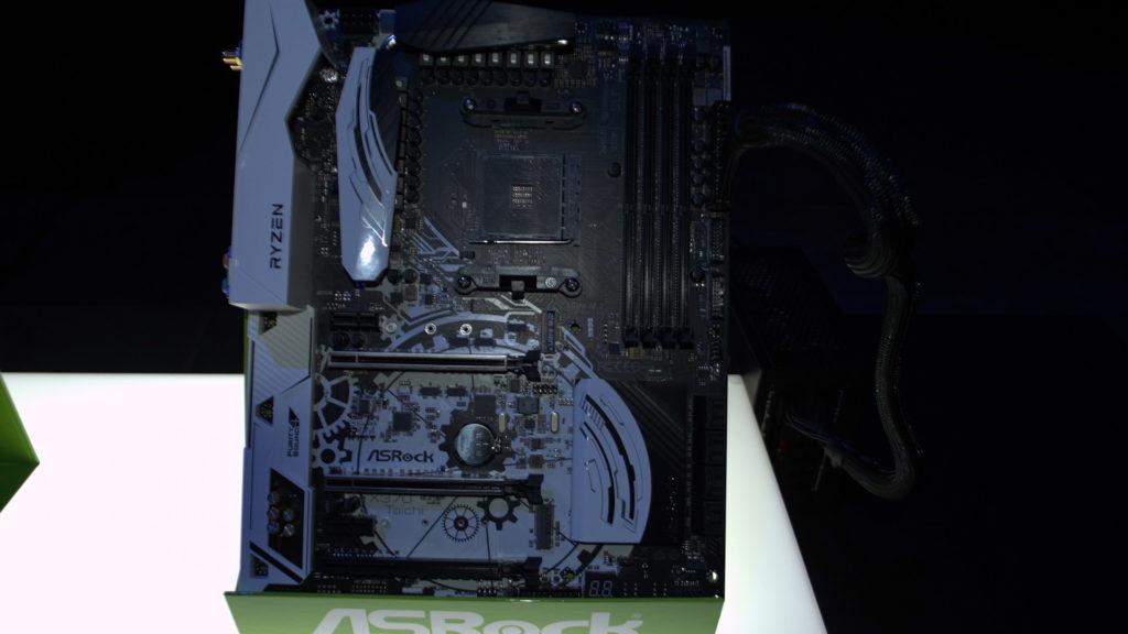 ASRock на базе чипсета X370 Socket AM4
