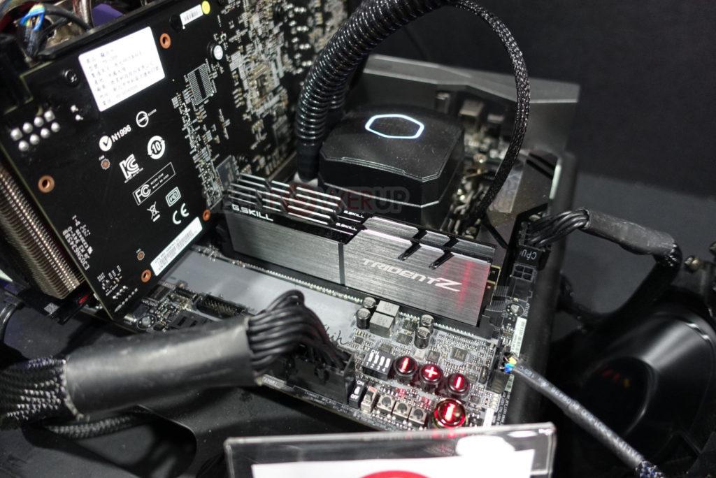 G.Skill Trident Z DDR4-4000 МГц теперь и модулями по 16 Гб