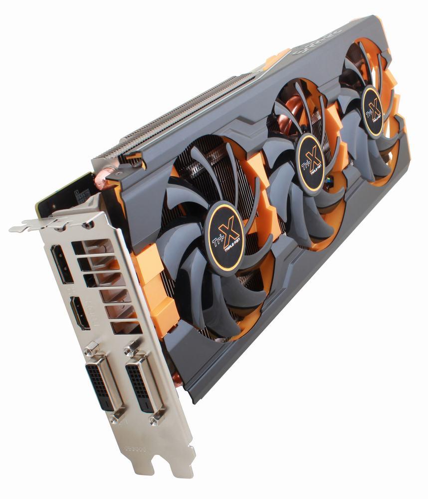Sapphire Radeon R9 290 Tri-X