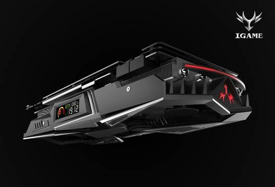 iGame GTX 1080Ti Vulcan X OC