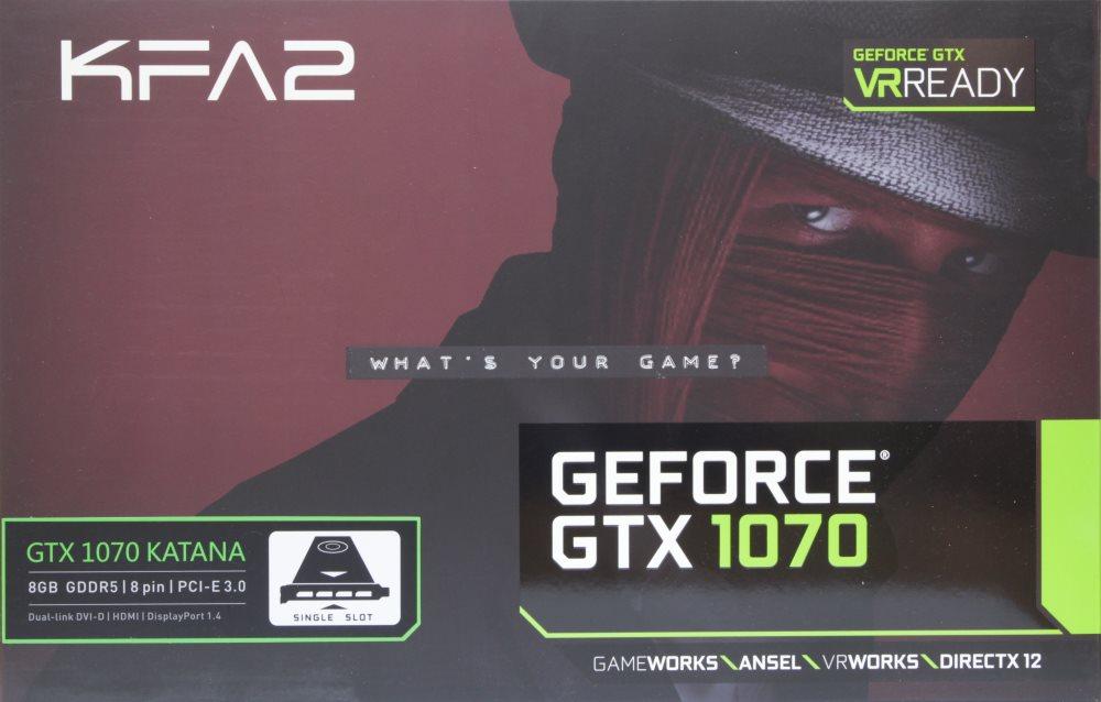 GALAX GTX1070