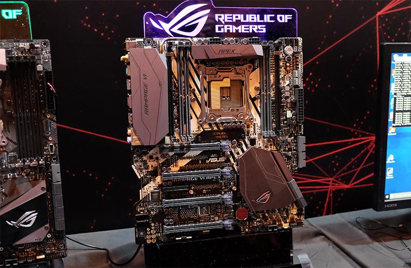 Новый шестиядерник Intel Core i7 7800X установил четыре рекорда