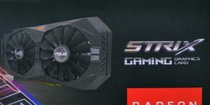 Обзор и тест видеокарты ASUS ROG Strix RX 570 Gaming