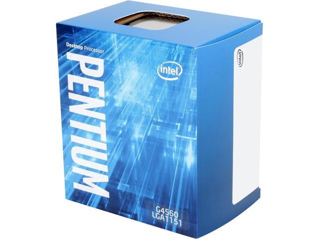 Intel Pentium G4560 сокращает продажи линейки процессоров Core i3