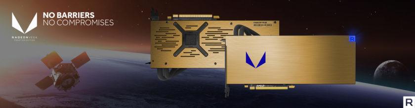 Игровые видеокарты AMD RX Vega будут представлены тремя моделями: Vega XTX, Vega XT, Vega XL