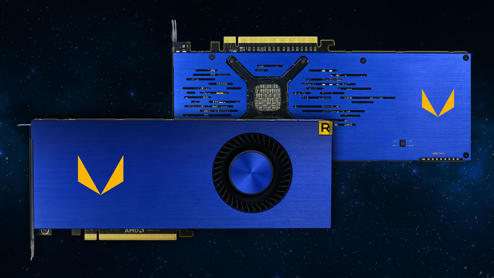 Результаты AMD Vega Frontier Edition в игровых приложениях