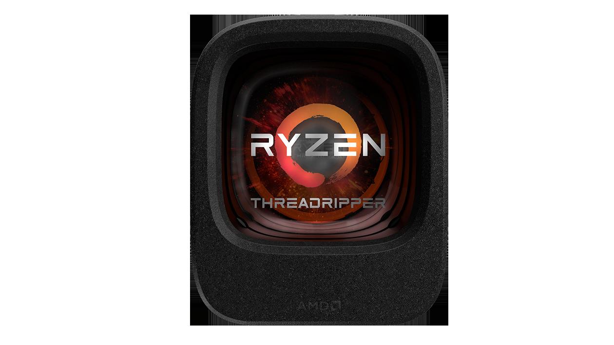 AMD официально представила процессоры Ryzen Threadripper
