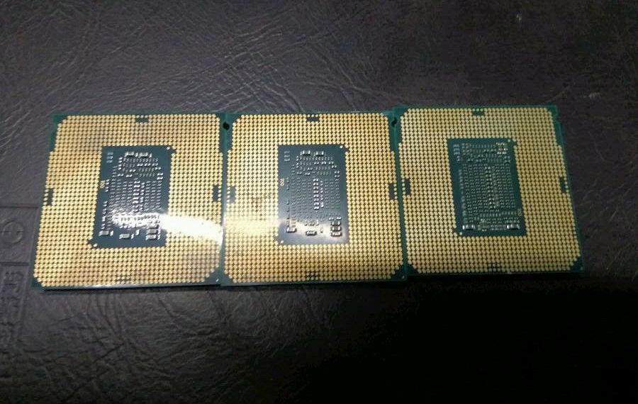 Стали известны спецификации Intel Core i3-8350K и i3-8100