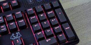 Обзор механической клавиатуры ASUS Cerberus Mech RGB