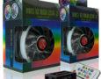 Raijintek представили корпусные RGB вентиляторы Iris 12
