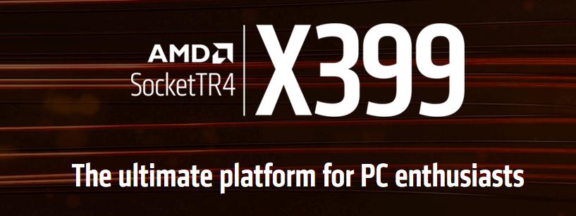 NVMe RAID AMD X399