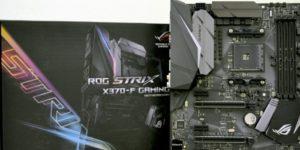 Обзор и тест материнской платы ASUS Strix X370-F Gaming